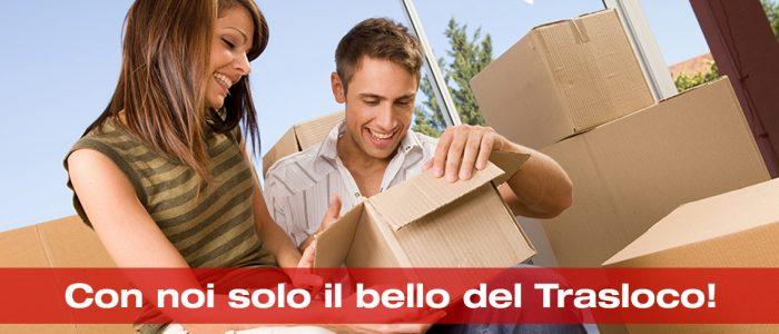Traslochi Milano e provincia